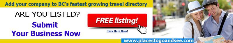 travel advertising free bc