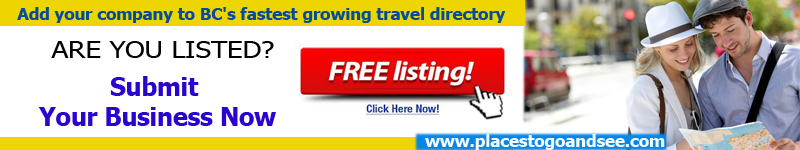travel advertising free bc